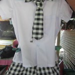 Sample boys uniform